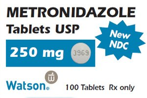 Metronidazole for Aquarium Tropical Fish